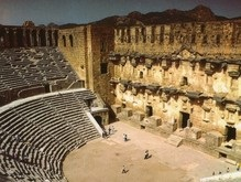 Кроме солнца и моря в Турции есть античные города и памятники