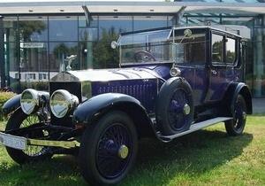 Фиолетовый Rolls-Royce последнего императора России продают за $7 млн - Николай ІІ - ролс-ройс