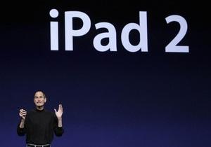 Стив Джобс лично представил iPad 2, несмотря на отпуск