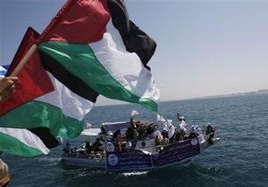 Израильские военные взяли на абордаж судно правозащитников: есть жертвы