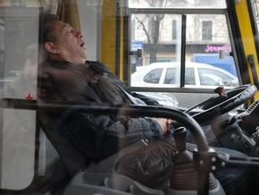 Киевские власти намерены изменить условия перевозки пассажиров в маршрутках