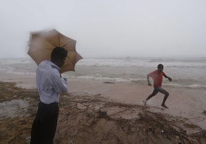 Шри-Ланка: Жертвами штормов стали 40 человек