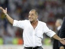 Терим: Турция провела хороший матч и потерпела обидное поражение