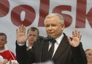 Выборы в Польше: на финише президентской гонки Качиньский обгоняет Коморовского