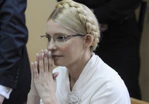 Судебные дебаты завершены. Тимошенко готовится к последнему слову