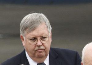 ЦИК вернул в Генпрокуратуру обращение посла США в Украине