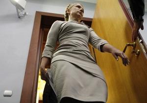 The New Times: Юлия Тимошенко. Вона - це УКРАЇНА