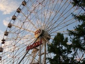 В Москве разблокировали остановившееся колесо обозрения