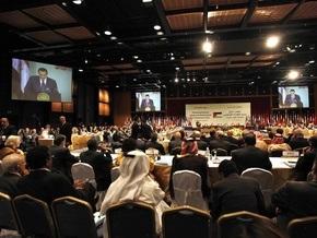 В Египте проходит конференция по восстановлению сектора Газа