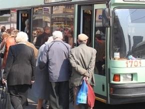В Житомире бастуют работники электротранспорта