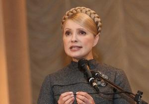 Тимошенко не намерена инициировать внеочередные парламентские выборы