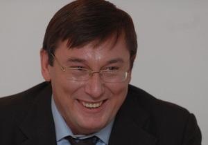 Луценко: Янукович - прикольный мужик