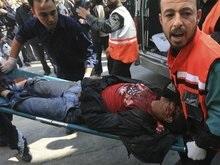 Израиль продолжает бомбить сектор Газа