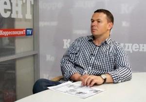 Виталий Сыч рассказал, как Корреспондент добивался встречи с миллионером Курченко