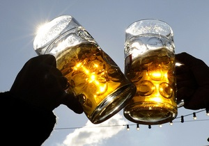 В Тернополе впервые стартовал фестиваль пива