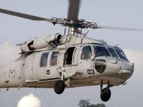 На учениях в США  военный вертолет упал на борт корабля ВМС: один погибший, 8 раненых