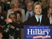 Клинтон побеждает на праймериз в Кентукки