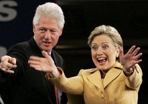 Билл Клинтон уверен, что Хиллари проживет 120 лет и еще трижды выйдет замуж