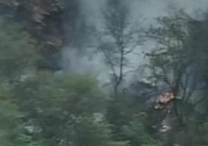 ТВ: При крушении самолета в Пакистане выжили как минимум восемь человек