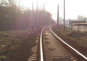 В Черкасской области поезд протаранил грузовик