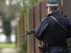 В убийстве полицейского в Северной Ирландии обвинили 17-летнего подростка