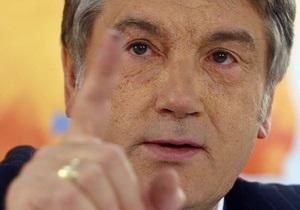 Ющенко заявил, что во власти есть люди, причастные к убийству Гетьмана