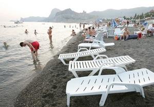 В Крыму спасли шестерых отдыхающих, унесенных в море на надувных матрасах и лодках