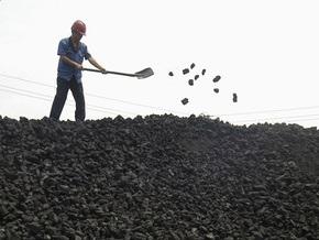 Украина снизила экспорт угля более чем в два раза
