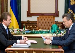 Янукович поручил Киевсовету присоеденить Днепровские острова и Жуков остров к Голосеевскому парку
