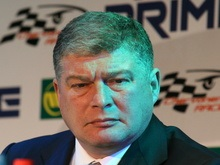 Червоненко покидает автоспорт ради Евро-2012