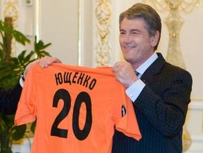 Ющенко перенес совещание с Тимошенко, Литвином и Януковичем