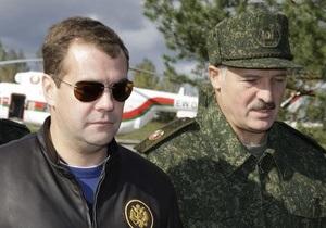 В совместных учениях России и Беларуси примут участие 12 тысяч военных