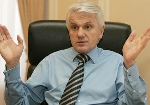 Литвин назвал  чистой политикой  акции в защиту украинского языка