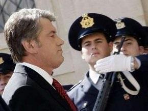 Ющенко призвал Италию помочь Украине с ПДЧ в НАТО и признанием Голодомора