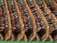 КНДР стягивает войска к границе с Южной Кореей