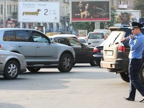 В Киеве 15 апреля ограничат движение транспорта на шести улицах