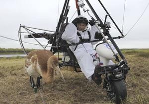 Полет Путина с журявлями был успешным - орнитологи
