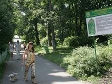 В киевском ботсаду погибла пятая часть экзотических растений