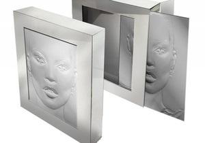 Visionaire напечатали 3D-номер из металла