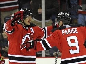 NHL: Хиллер и Миллер на высоте