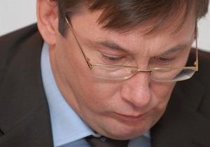 Украина без Кучмы: Против Луценко могут возбудить еще одно дело