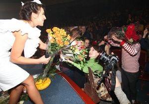 Фотогалерея: Достучаться до сердец. В Киеве состоялся первый сольный концерт Джамалы