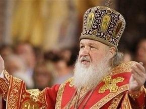 Патриарх Кирилл выразил солидарность с общиной захваченного храма в Сумской области
