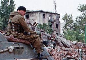В Чечне уничтожили лидера группы боевиков