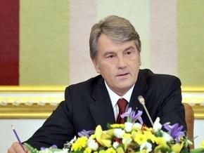 Ющенко: От России зависит, будет ли война в Крыму