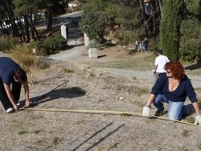 Археологи начали раскопки могилы Гарсиа Лорки