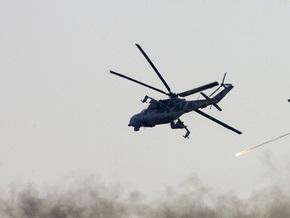 Причина падения вертолета в Саратовской области - разрушение редуктора