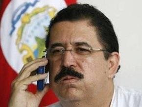 Парламент Гондураса отправил в отставку президента страны