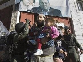 Из израильского Дома мира насильно выселены более двухсот еврейских поселенцев