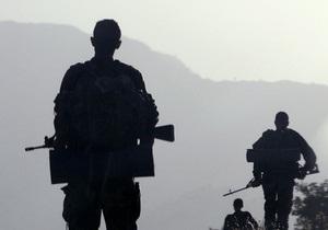 Курдские боевики напали на турецких военных: более 20 погибших